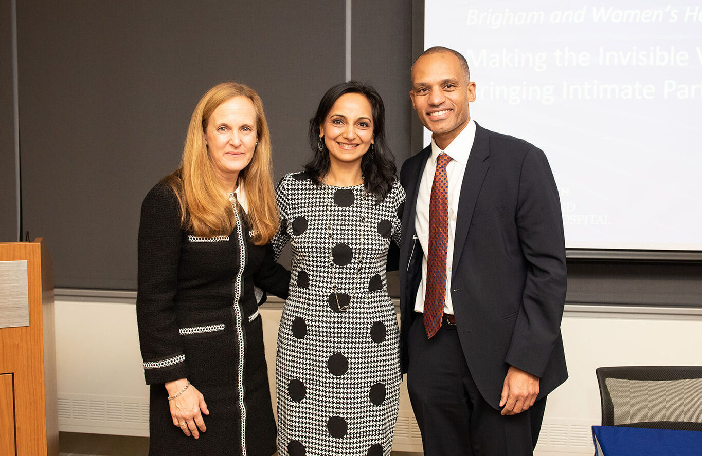 Congratulations To Dr. Bharti Khurana For The Inaugural Recipient Of The Injury Prevention Innovator Award