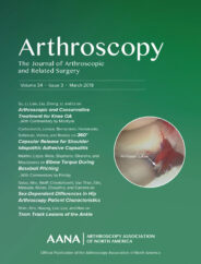 Arthroscopy After Traumatic Hip Dislocation: A Systematic Review Of Intra-articular Findings, Correlation With Magnetic Resonance Imaging And Computed Tomography, Treatments, And Outcomes